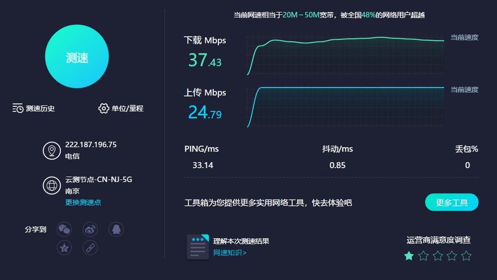 91代理ip软件客户端静态ip线路测速